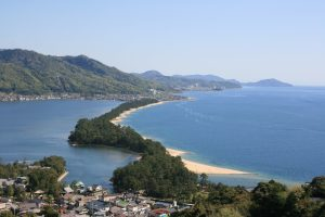 H-010【日帰りバスの旅】日本三景天橋立と伊根湾めぐりの旅