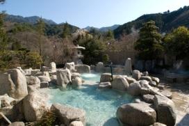 H-008【日帰りバスの旅】恵那峡遊覧めぐりと南木曽温泉の旅
