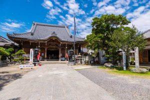 H-011【日帰りバスの旅】12年に1度・ガン封じ寺の御開帳と西浦温泉の旅