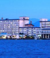 S-007【貸切バスの旅】〈石川県 片山津温泉〉湖畔のくつろぎのお宿【加賀観光ホテル】