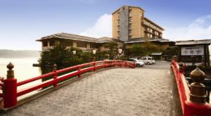 S-022 【貸切バスの旅】〈鳥取県 はわい温泉〉千年島の一軒宿【千年亭】