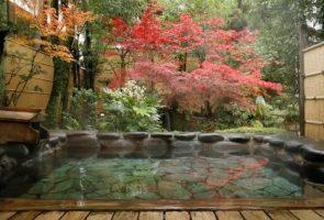 S-018【貸切バスの旅】〈島根県 玉造温泉〉日本の伝統を伝える老舗のお宿【松の湯】